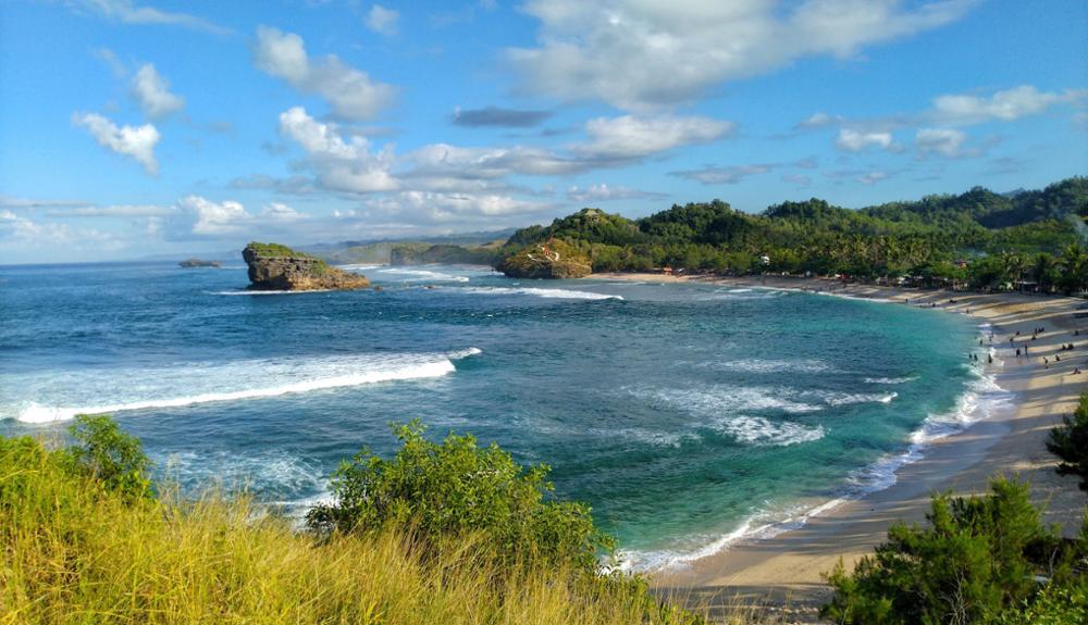 Les 5 plus belles plages de Java pour le farniente : Cinquante nuances de bleu