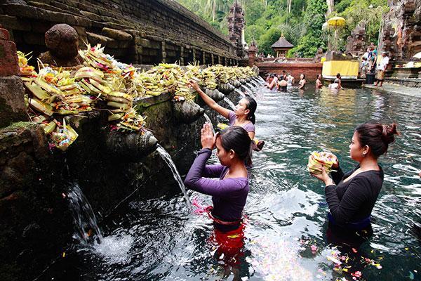 Top 5 des temples à découvrir lors d'un voyage à Bali