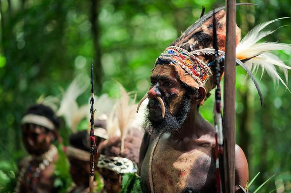 Animisme et croyances indigènes en Indonésie