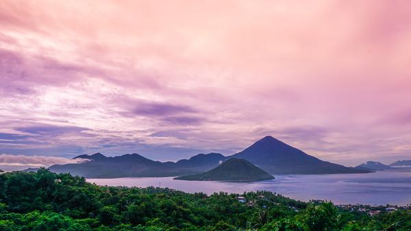 L'archipel des Moluques