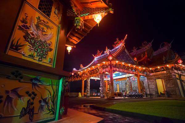 Le confucianisme, dernière religion indonésienne