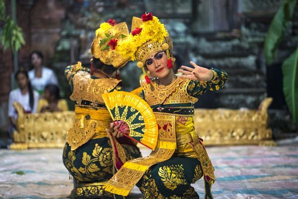 Les danses d'Indonésie