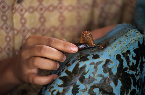 Le batik indonésien