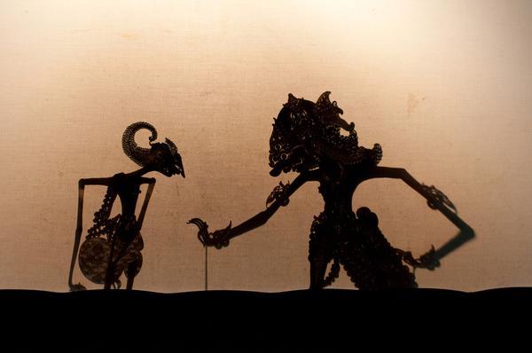 Le théâtre d'ombres