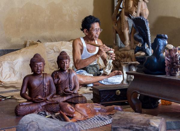 La place de l'art dans la culture indonésienne