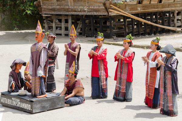 Zoom sur 4 groupes ethniques d'Indonésie