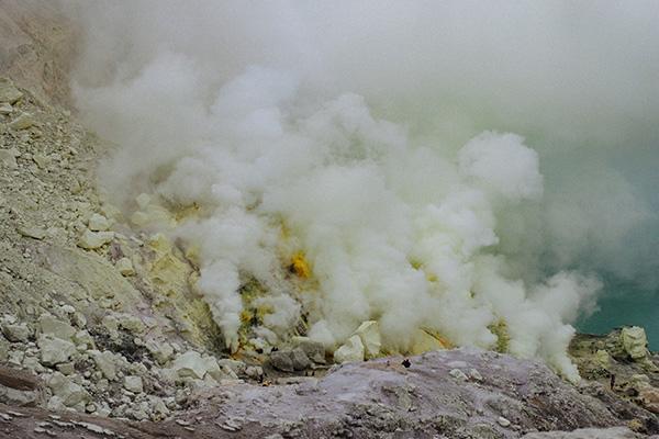 Kawah Ijen, l'incontournable des amoureux des volcans