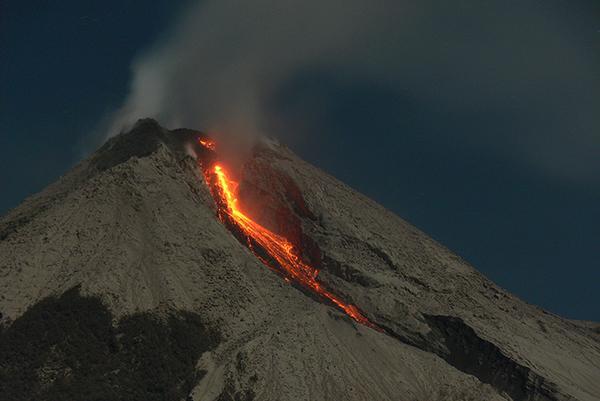 Merapi, Agung, Rinjani, ces volcans d'Indonésie à surveiller