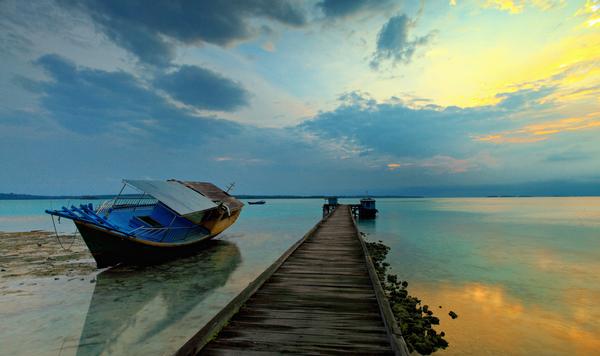Archipel de Derawan © Sony Herdiana