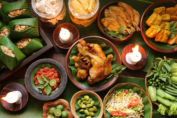 Cuisine indonésienne, photo © Ariyani Tedjo via Shutterstock